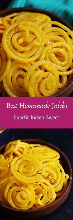 Jalebi recipe with step by step photos. Learn how to make crispy, juicy and flavorful jalebis at home with this easy recipe Veg Recipes, Wine Recipes, Slow Cooker Recipes, Vegetarian Recipes, Snack Recipes, Cooking Recipes, Indian Dessert Recipes, Desert Recipes, Indian Sweets