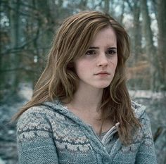 Hermione Granger in Harry Potter and the Deathly Hallows