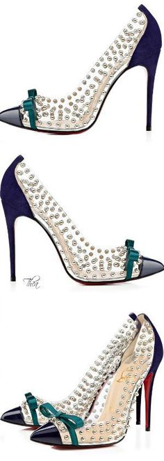 Christian Louboutin Bille et Boule Pumps Mens New Years Eve Outfit