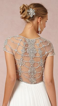 Beaded details I love this!!!