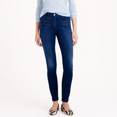 J.Crew 3x1® high-rise channel-seam skinny jean
