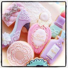 Girls cookies~