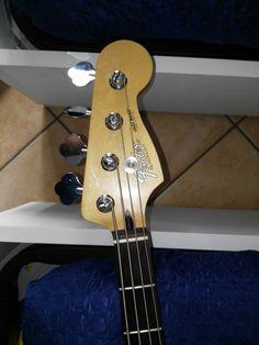 Basso Elettrico Fender Jazz