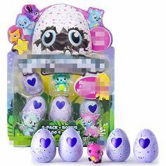 5 pcs hatchimals egg toy intelligent toys birds interactive hatchable egg colleggtibles 4 pack christmas toyschristmas 2017popular