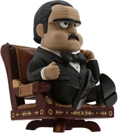 #ToyDesign The Godfather by michael lau