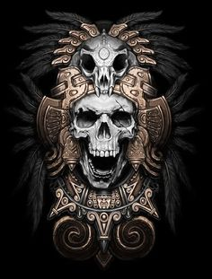 caveira dark: