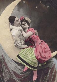 Histórias de outros carnavais: Pierrot, Colombina e Arlequim - Eu Te Amo Hoje : Eu Te Amo Hoje