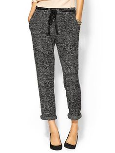 Isabel Lu Knit Soft Pant | Piperlime