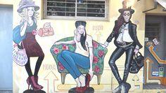 Street Art Buenos Aires: Palermo Brooklyn