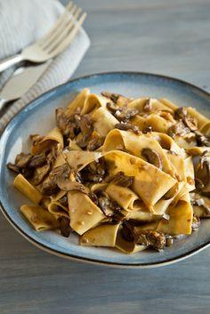 mushroom pasta | 30