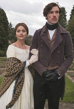 Jenna Coleman, will play the role of Victoria, and Tom Hughes, will take on the role of Pr...