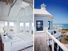 Southern California White Beach House