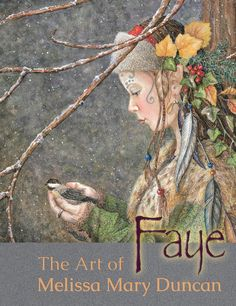 New Book - Faye - The Art of Melissa Mary Duncan