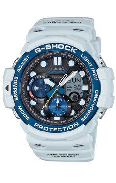 33de0fd77a9 Reloj Casio G-Shock cronógrafo hombre GN-1000C-8AER