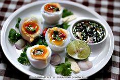 """""""ยำไข่ต้ม"""" by ประสานไมตรี"""
