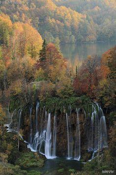 Plitvice Waterfalls, Croatia   Wonderful Places In The World