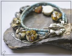 Deborah JLambson handcrafted glass beads/jewelry