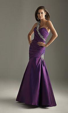 purple dresses #  Frm Blais' bd: Purplish Sensation
