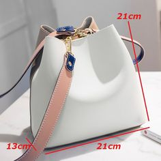 Designer Women Handbags PU Leather Bucket Shoulder Bags Female Larger Capacity Crossbody Messenger Bags Girls bags shoulder Bags Bags with handles Wallets crossbody Bags Backpacks Evening bags hand Strap cosmetic Bags and cases Tote Bags, My Bags, Duffle Bags, Leather Handbags, Purses And Handbags, Cheap Handbags, Leather Bags, Luxury Handbags, Bucket Handbags