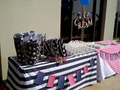 nautical pink preppy party-05