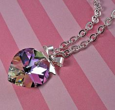 sparkly crystal heart...