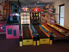 Fun N Games at Bridgewater Plaza, Smith Mountain Lake, VA