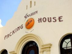 The Packing House was originally the Sunkist Orange Packing House, built in 1919. Located right along the railroad tracks, the building served as the hub where fresh citrus would arrive from local farms and be packed and shipped. Now fully restored and renovated, it has two levels and more than 20 vendors selling fish and chips, soul food, and number of fresh fruits, veggies, and meats. (440 S. Anaheim Blvd