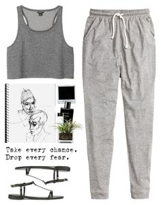 - Take every - by lolgenie on Polyvore featuring Monki, H&M, KG Kurt Geiger, Bobbi Brown Cosmetics, Chanel, Threshold and Polaroid