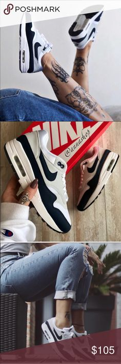 buy online 842e9 cea80 NWT Nike Air Max 1 Brand new with box, price is firm!Boasting good