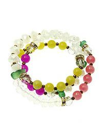 Beautiful pop out colors, perfect accent to any outfit.  FREE US SHIPPING