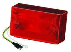 Wesbar 403075 Submersible Tail Light Over 80 Wide Trailer RightCurbside >>> Check out this great product.