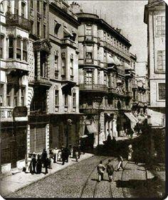 İstanbul, Beyoğlu, 1920ler