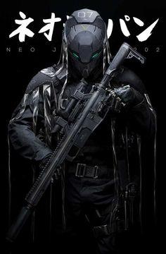 32 trendy ideas for science fiction cyberpunk tech Armor Concept, Concept Art, Neo Japan 2202, Sci Fi Japan, Character Concept, Character Art, Science Fiction, Science Art, Fan Fiction