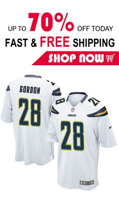 2d8a4460 Cheer on your San Diego Chargers in this Player Pride Name and ...