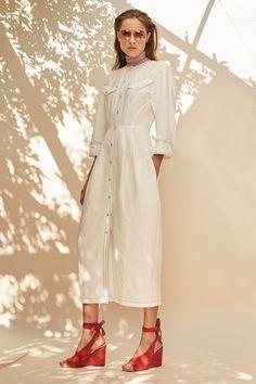 Derek Lam New York Spring/Summer 2017 Ready-To-Wear Collection