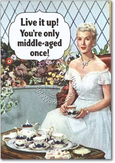 Middle Age christel ruiz sullivan - having fun.... planning on even more!