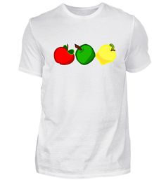 Früchte T-Shirt Basic Shirts, Sweatshirts, Sweaters, Fashion, Cotton, Moda, Fashion Styles, Trainers, Sweater