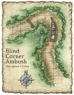 Blind Corner Ambush
