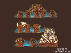 """""""Wrong Robots"""" by Harantula is only $10 today at ShirtPunch http://www.teefiend.com/7727/wrong-robots/"""