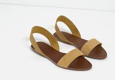 Zara sandalet modelleri - http://www.modelleri.mobi/zara-sandalet-modelleri/