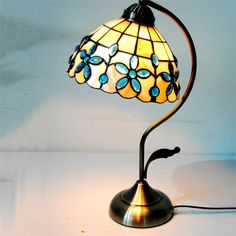 9 Humorous Tips AND Tricks: Glass Lamp Shades Tutorials drum lamp shades makeover.Country Lamp Shades Pottery Barn lamp shades drum world market. Cool Lamps, Stained Glass Lamps, Lamp, Lampshade Makeover, Repurposed Lamp, Tiffany Lamps, Painting Lamp Shades, Glass Lamp Shade, Pink Lamp Shade