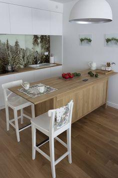Apartament w Zakopanem - kuchnia : Rustykalna kuchnia od Jacek Tryc-wnętrza