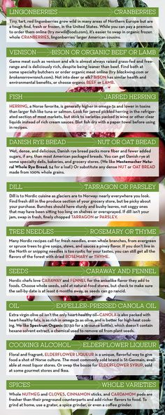 20 Fat-Burning Foods To Add To Your Diet ASAP  http://www.prevention.com/food/healthy-eating-tips/nordic-diet-shopping-list