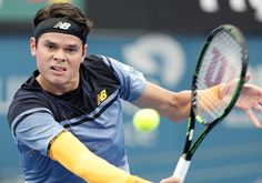 Federer Can't Beat Raonic and Illness in ATP Brisbane...: Federer Can't Beat Raonic and Illness in ATP Brisbane Final… #MilosRaonic