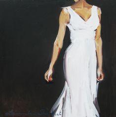 """Elegance"" by Laura Lacambra Shubert at Stellers Gallery"
