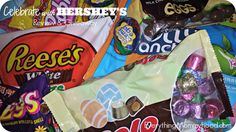 Rolo's Treat Recipe & Easter with HERSHEYS Candy and Giveaway! ends 3/31 #BunnyTrail