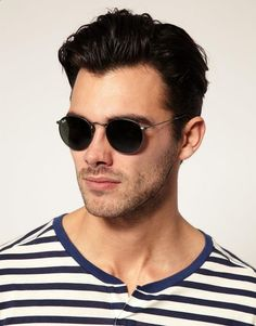 Ray Ban OFF!>> My New Sun Glasses! Ray-Ban Highstreet round www. Ray Ban Round Sunglasses, Mens Sunglasses, Oakley Sunglasses, Ray Ban Hombre, Estilo Vans, Chelsea, Discount Ray Bans, Round Ray Bans, Cheap Ray Bans