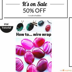 50% OFF on select products. Hurry, sale ending soon!  Check out our discounted products now: https://www.etsy.com/shop/CreativePuddles?utm_source=Pinterest&utm_medium=Orangetwig_Marketing&utm_campaign=3%20day%20sale #etsy #etsyseller #etsyshop #etsylove #etsyfinds #etsygifts #musthave #loveit #instacool #shop #shopping #onlineshopping #instashop #instagood #instafollow #photooftheday #picoftheday #love #OTstores #smallbiz #sale #instasale