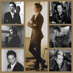 Addicted to Eddie: MCM - the more I see these photos, the more I like them