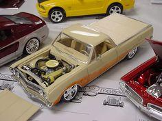 65 Chevy Elcamino Custom